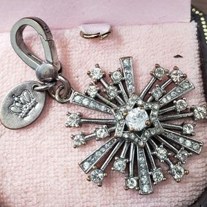 Juicy Couture Jewelry - LE 09 Silver Snowflake Juicy Couture Charm